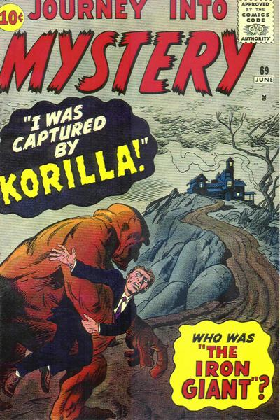 Journey into Mystery Vol 1 69