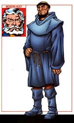 Magnus (Sorcerer) (Earth-616)