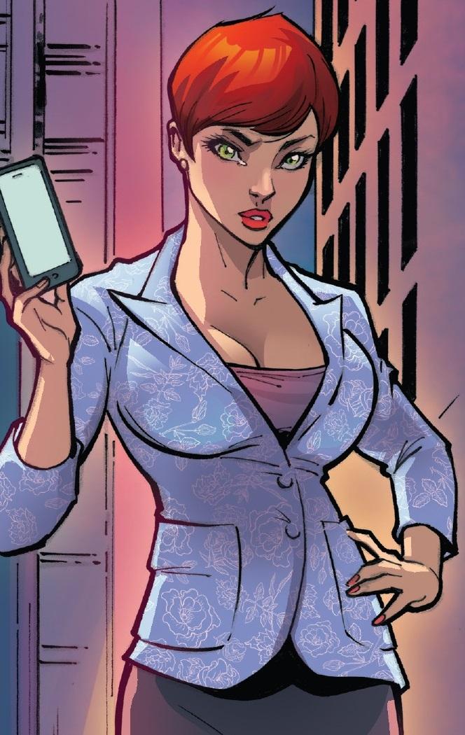 Marley Jane Watson (Warp World) (Earth-616)