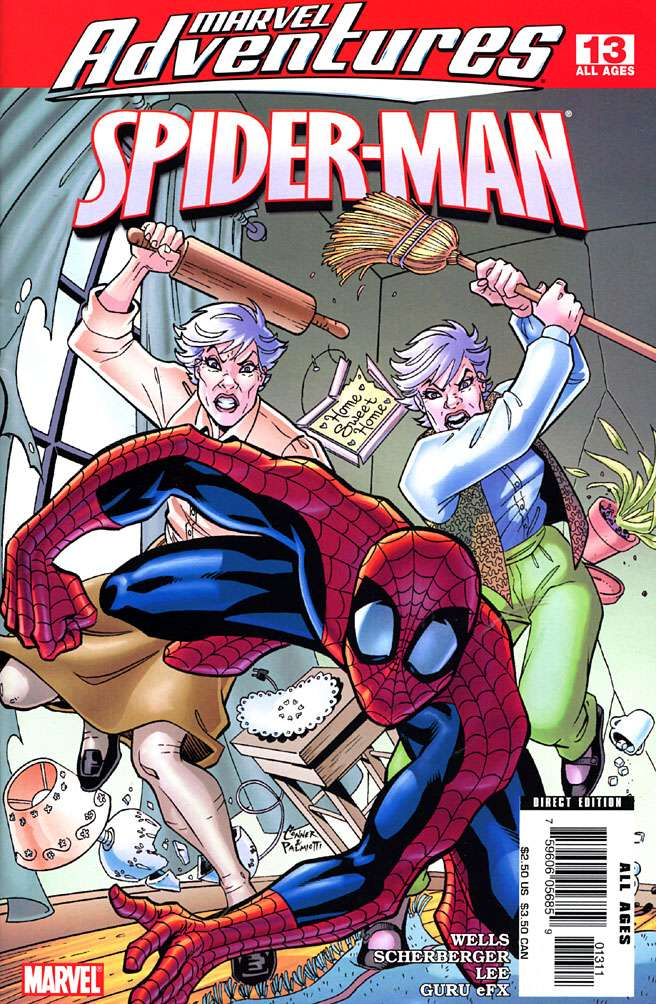 Marvel Adventures: Spider-Man Vol 1 13