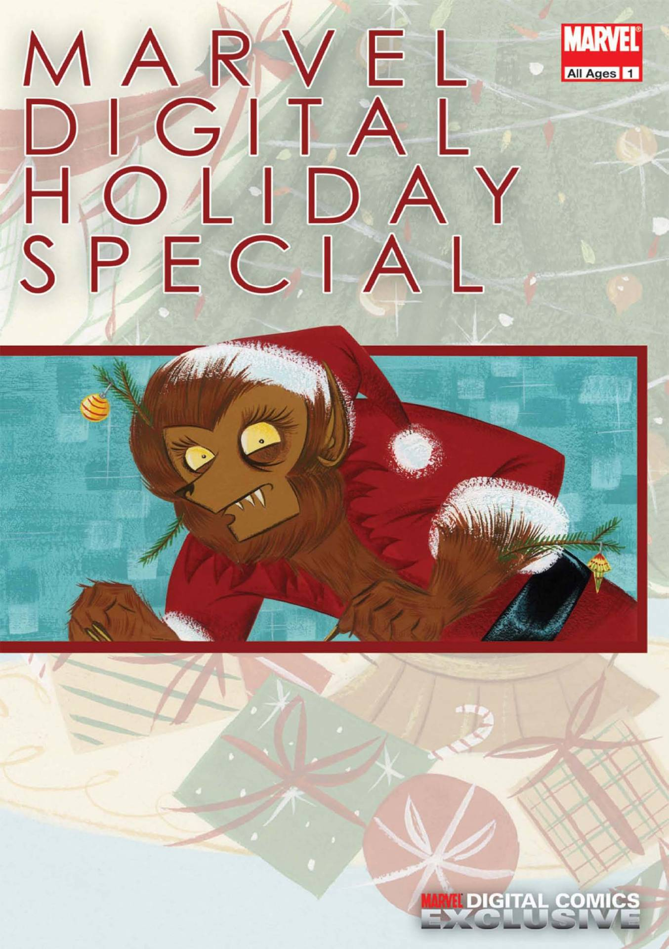Marvel Digital Holiday Special Vol 1 1