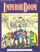 Marvel Graphic Novel Emperor Doom — Starring the Mighty Avengers Vol 1 1