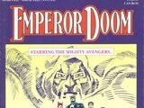 Marvel Graphic Novel: Emperor Doom — Starring the Mighty Avengers Vol 1 1
