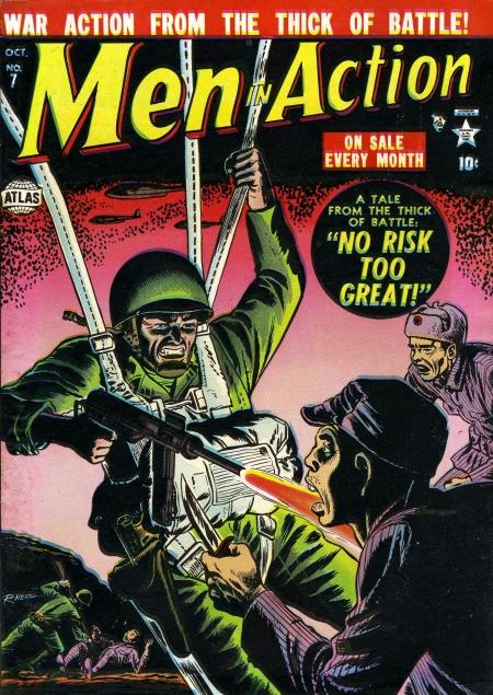 Men in Action Vol 1 7