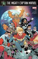 Mighty Captain Marvel Vol 1 7