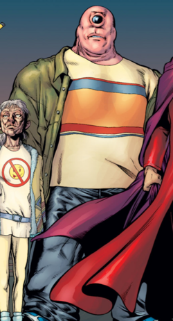 Mike Columbus (Earth-616) from New X-Men Vol 1 147.png