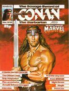 Savage Sword of Conan (UK) Vol 1 85