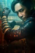 Shang-Chi and the Legend of the Ten Rings poster 005 Textless
