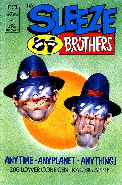 Sleeze Brothers Vol 1