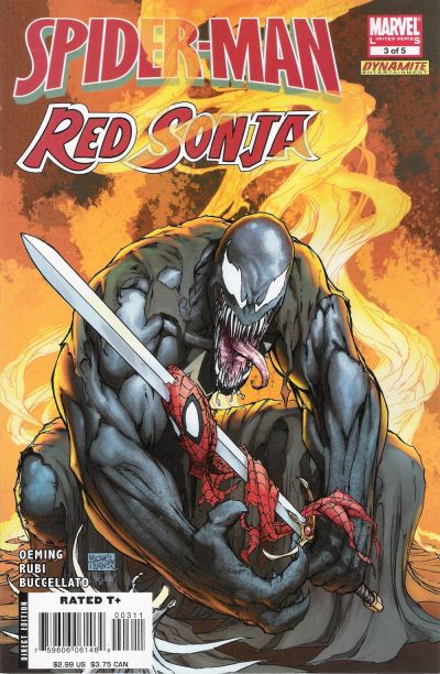 Spider-Man / Red Sonja Vol 1 3