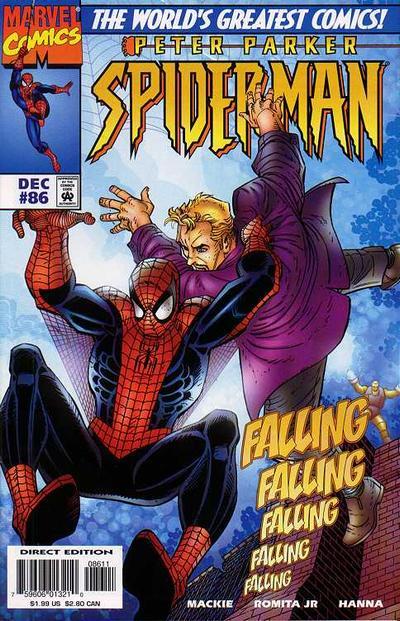 Spider-Man Vol 1 86