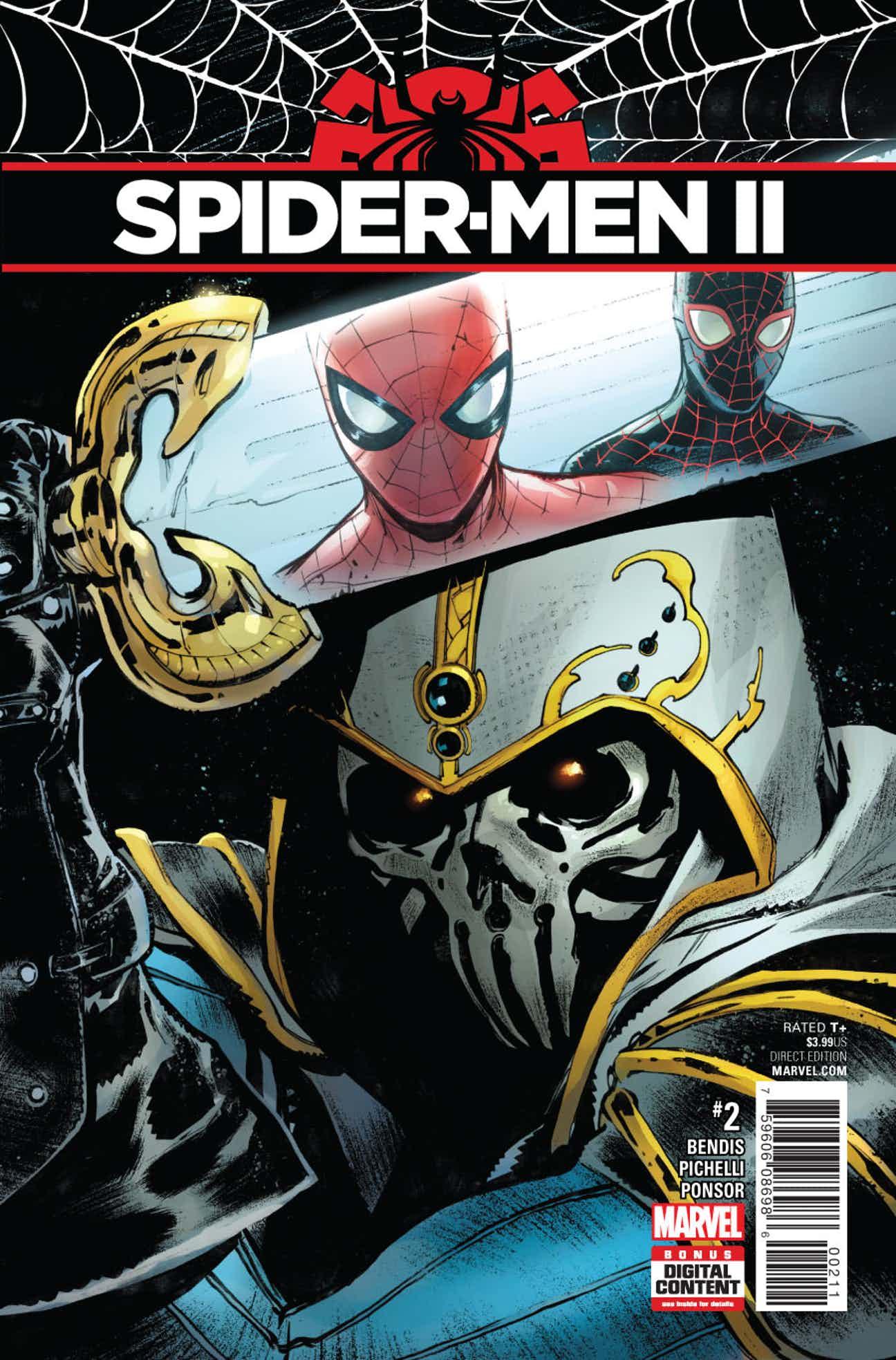 Spider-Men II Vol 1 2