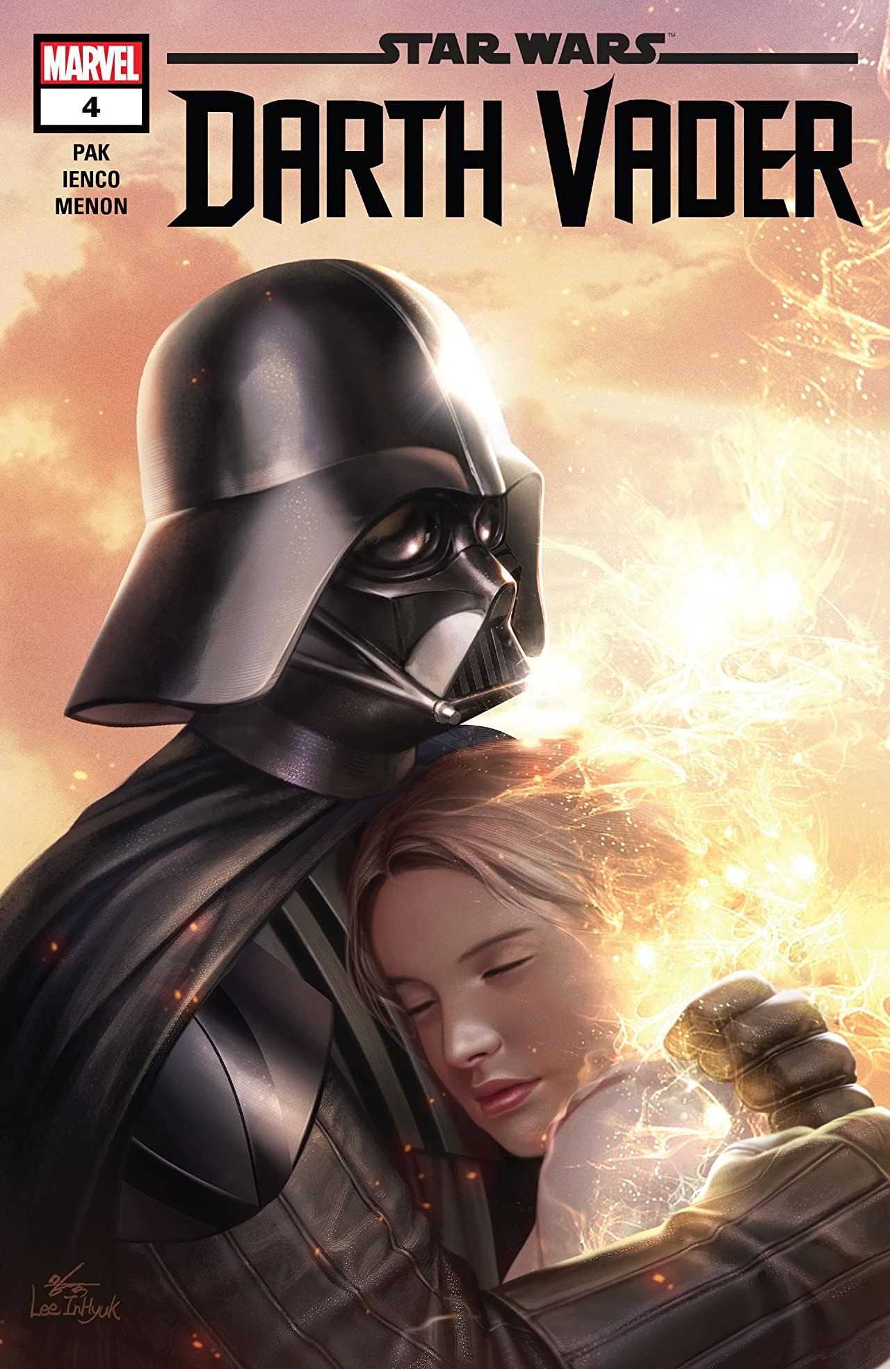 Star Wars: Darth Vader Vol 1 4