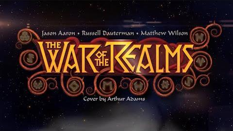 WAR OF THE REALMS Teaser Trailer Marvel Comics