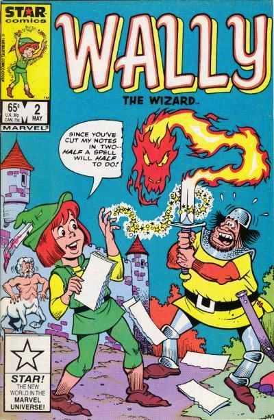 Wally the Wizard Vol 1 2