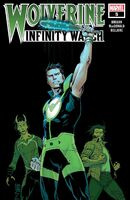 Wolverine Infinity Watch Vol 1 5