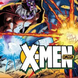 X-Men Omega Vol 1 1