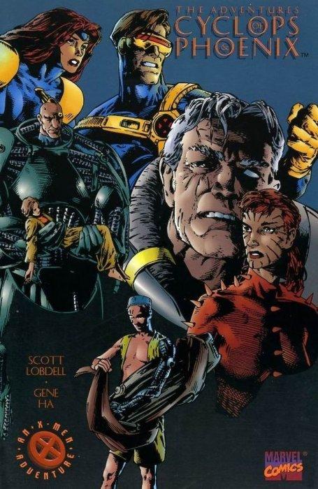 Adventures of Cyclops and Phoenix TPB Vol 1