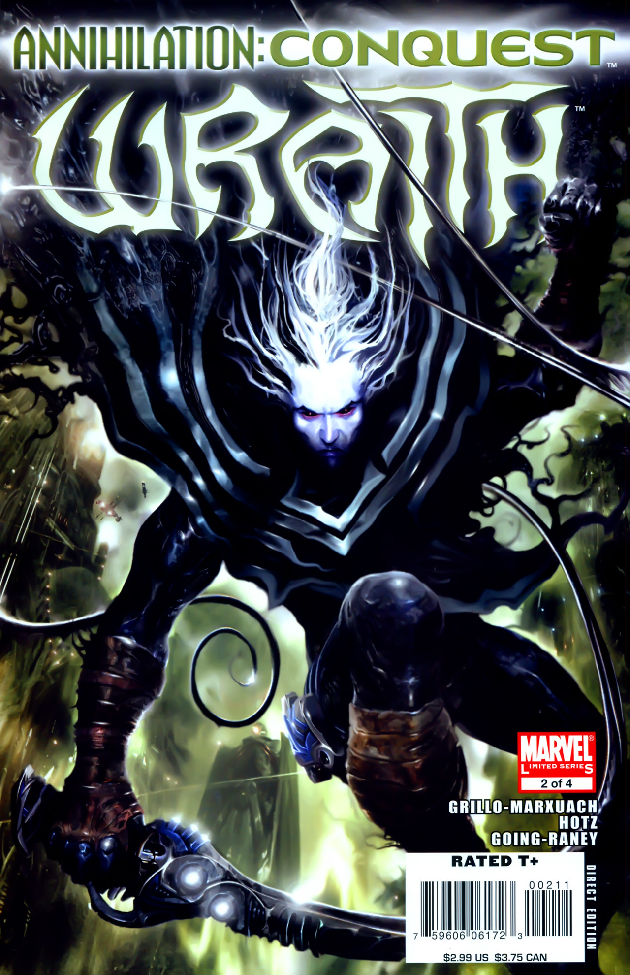 Annihilation: Conquest - Wraith Vol 1 2