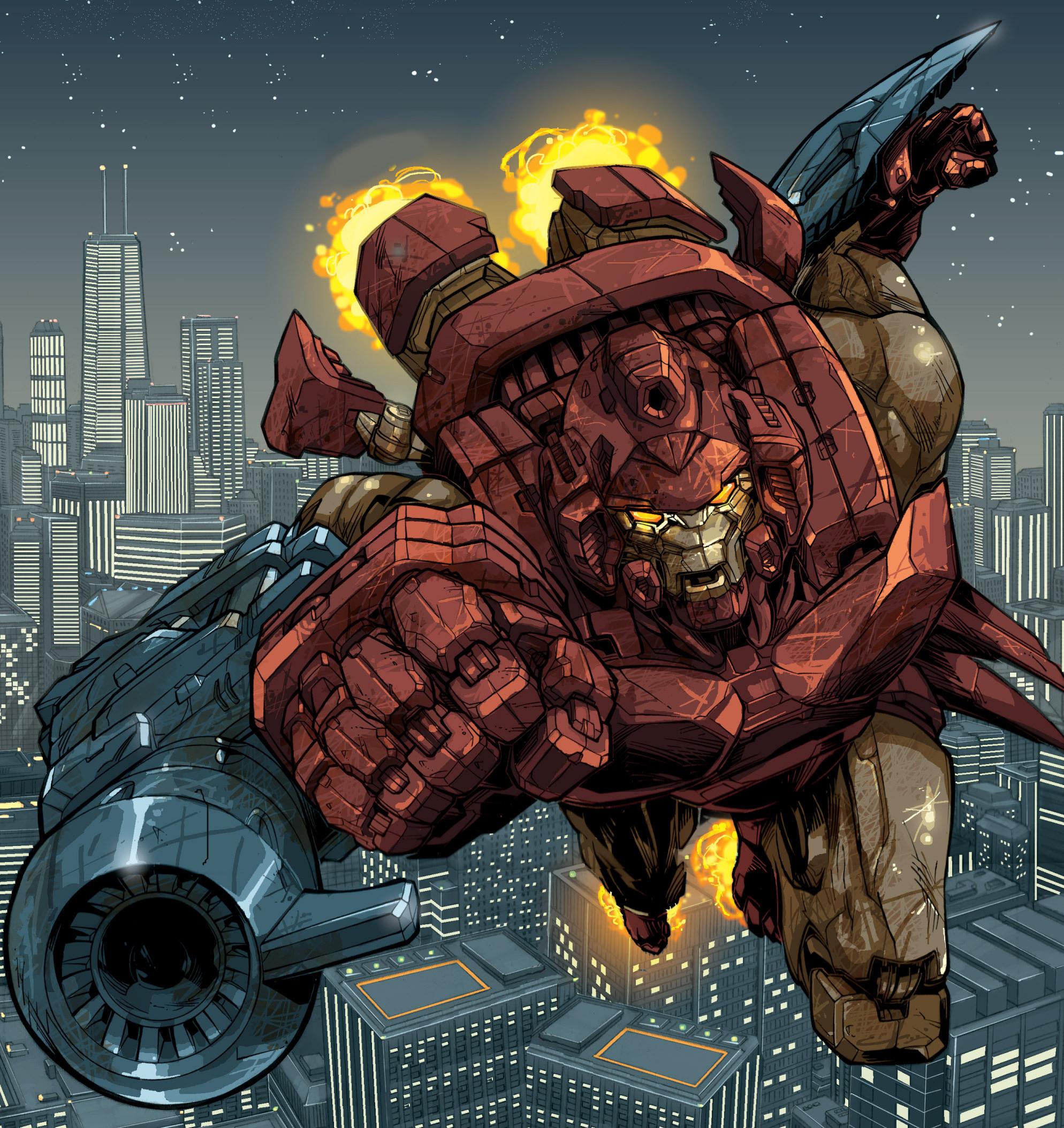 Anthony Stark (Earth-58163)