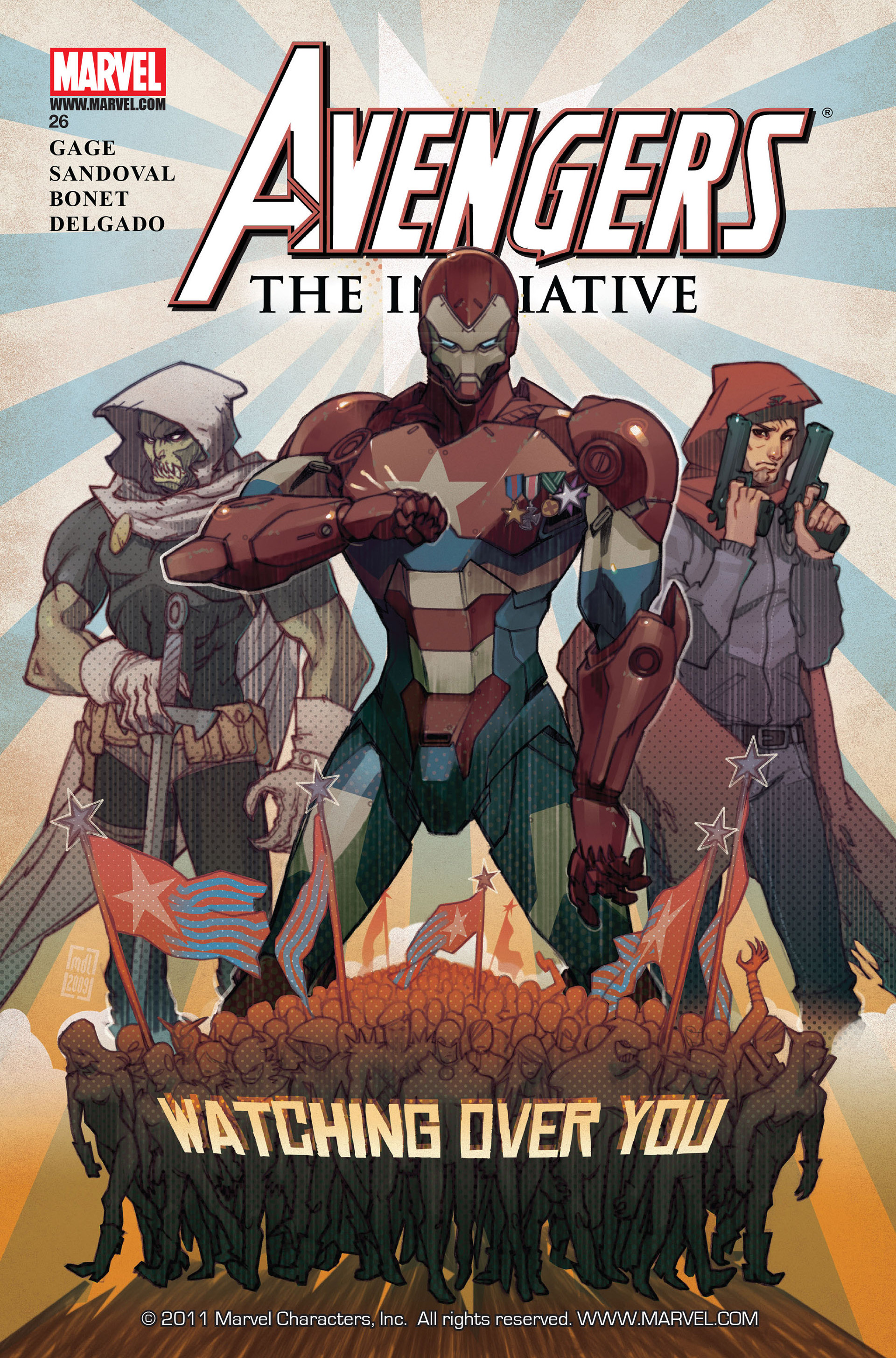 Avengers: The Initiative Vol 1 26