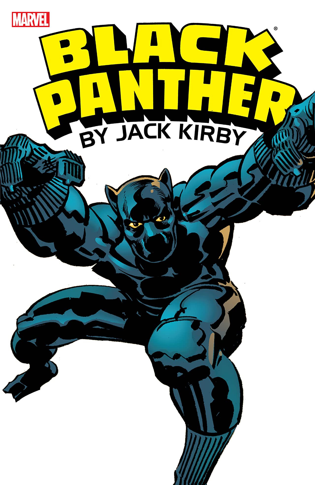 Black Panther by Jack Kirby TPB Vol 1 1