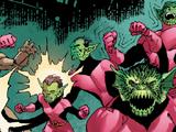 Skrull Mutants