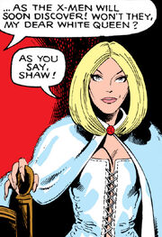 Emma Frost (Earth-616) from X-Men Vol 1 129 001