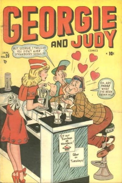Georgie and Judy Comics Vol 1 20