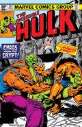 Incredible Hulk Vol 1 257