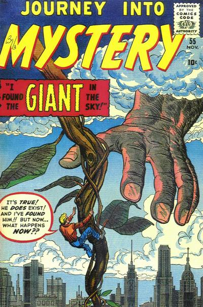 Journey into Mystery Vol 1 55