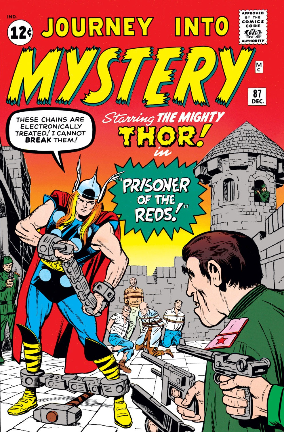 Journey into Mystery Vol 1 87