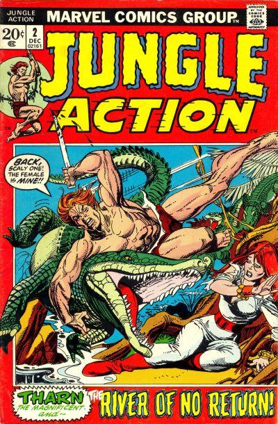 Jungle Action Vol 2 2