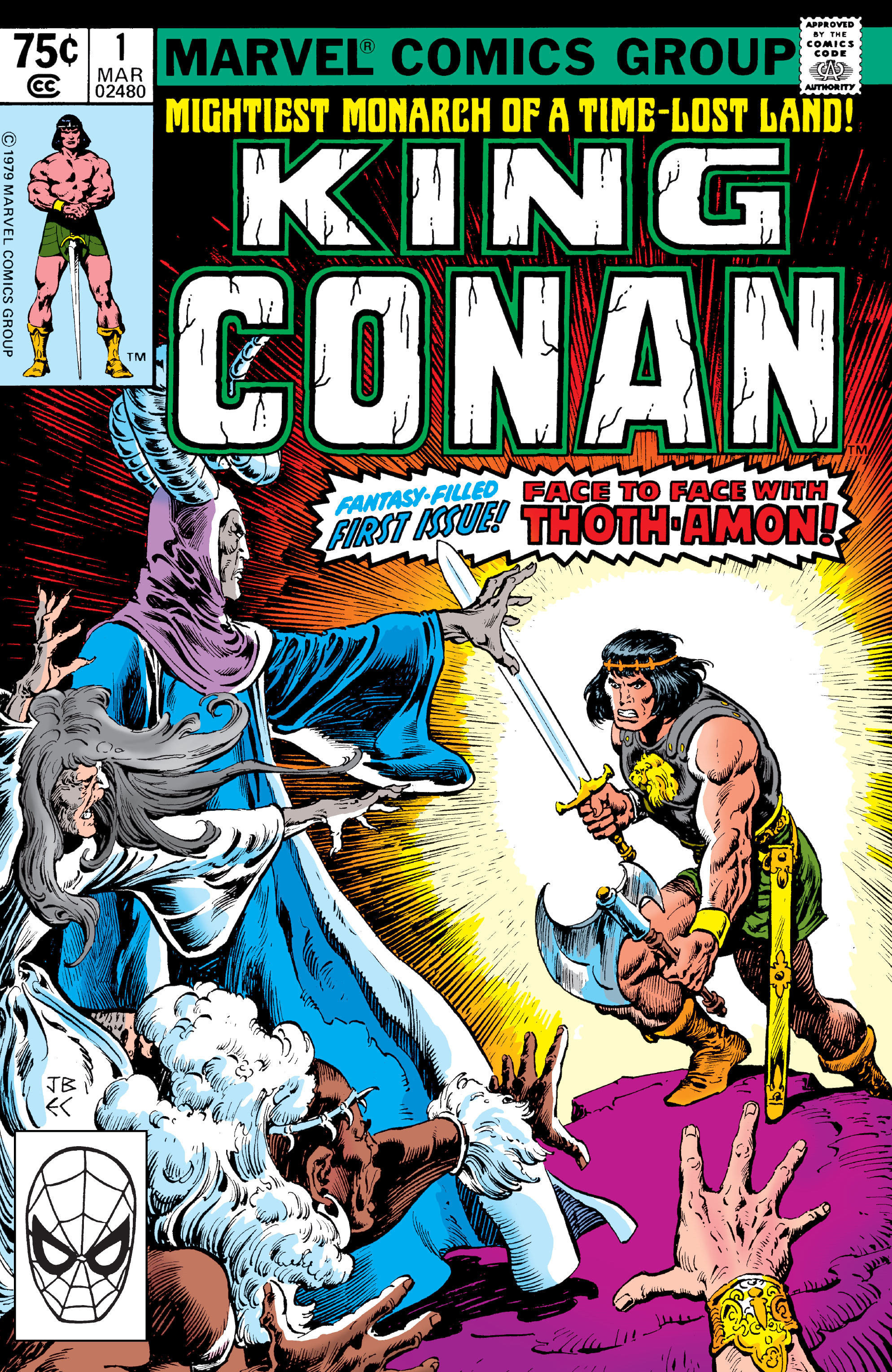 King Conan Vol 1