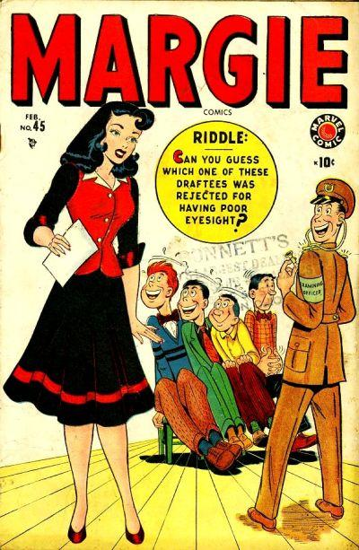 Margie Comics Vol 1 45