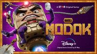 Marvel's M.O.D.O.K. banner 001