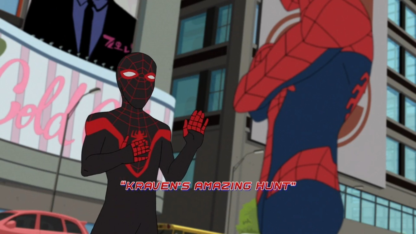Marvel's Spider-Man (animated series) Season 1 10