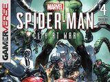 Marvel's Spider-Man: City at War Vol 1 4