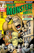 Marvel Monsters Where Monsters Dwell Vol 1 1