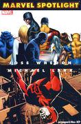 Marvel Spotlight Joss Whedon Michael Lark Vol 1 1