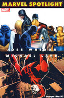 Marvel Spotlight Joss Whedon Michael Lark Vol 1 1