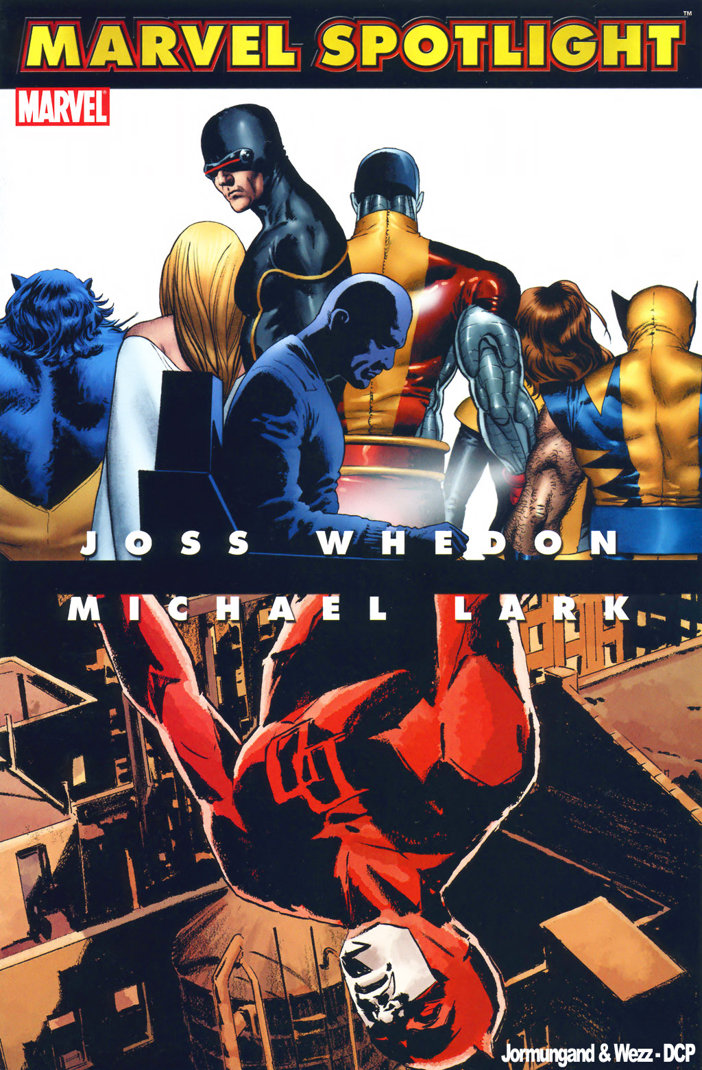 Marvel Spotlight: Joss Whedon/Michael Lark Vol 1 1