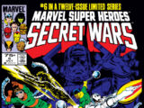 Marvel Super Heroes Secret Wars Vol 1 6