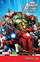 Marvel Universe Avengers Assemble Season Two Vol 1 12