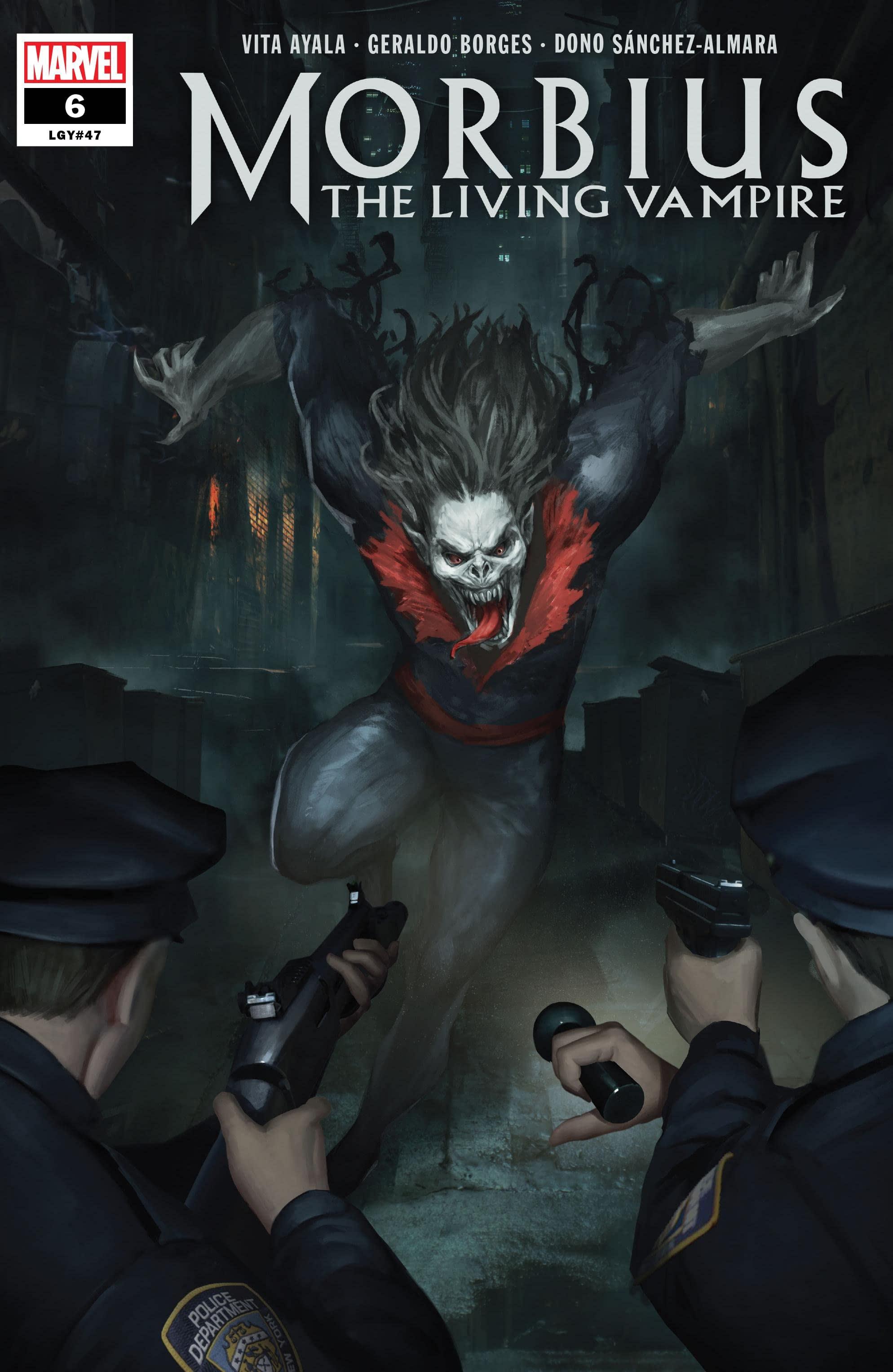 Morbius Vol 1 6
