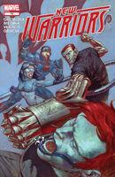 New Warriors Vol 4 12