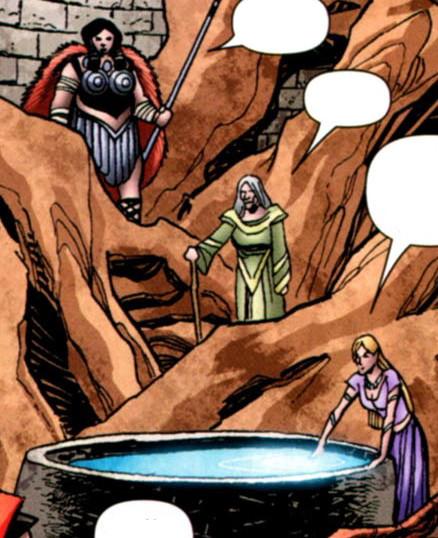 Norns (Fates) (Earth-20051)