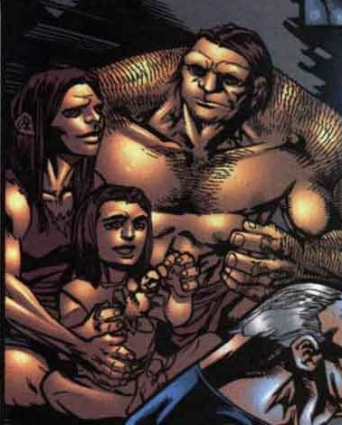 Jana (Neanderthal) (Earth-616)