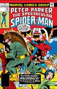 Peter Parker, The Spectacular Spider-Man Vol 1 13