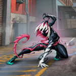 Ghost-Spider's Symbiote (Earth-17628)